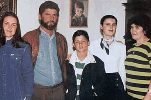 Cristiano Ronaldo family as kid