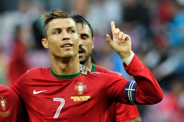 Ronaldo did not train with Portugal