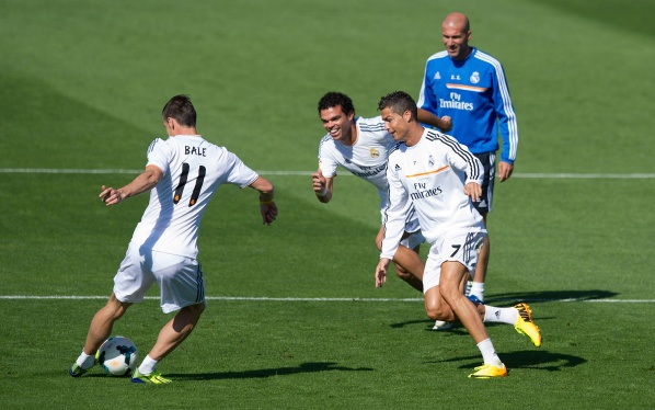 Ronaldo and Zidane will meet on Tuesday to resolve the ambiguities