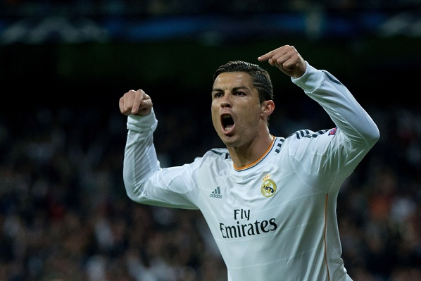 Real Madrid fans organize a strong support for Ronaldo