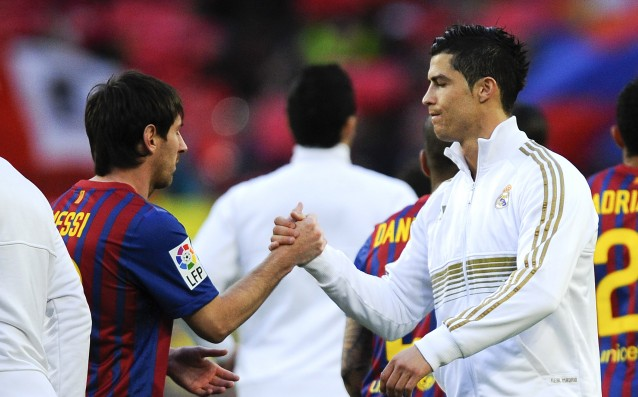 "Ronaldo and Messi will compete who is better at ""Old Trafford"""
