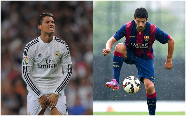 Division: Ronaldo and Suarez will not receive together the Golden Boot