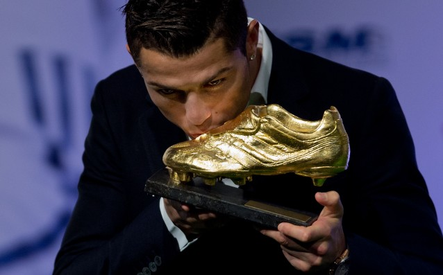 Ronaldo: I want to be the best of all time