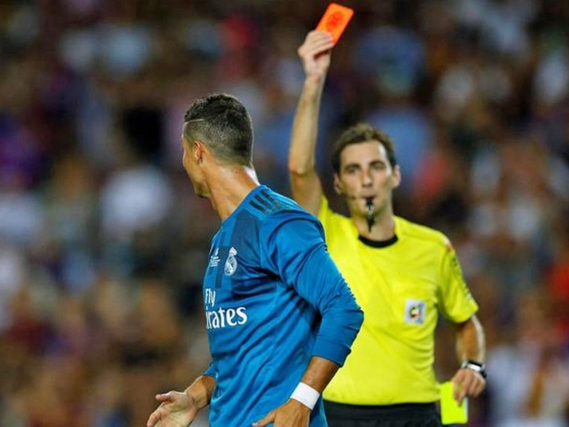 The penalty of Ronaldo was confirmed