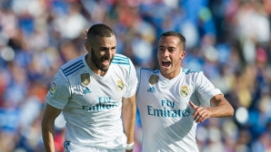 Benzema equalized with the legend of Real Madrid