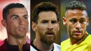 Ronaldo, Messi and Neimar are the candidates for the FIFA Year of the Year
