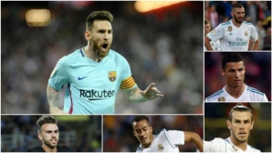 Messi has twice as many goals as Real Madrid`s entire assault
