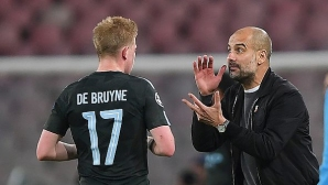 De Counting deserves the Golden Ball, Guardiola convinced