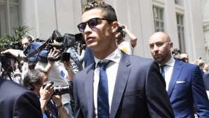 Authorities rejected Cristiano`s proposal