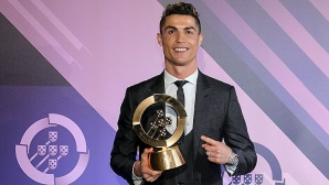Cristiano:I continue to prove that I am the best