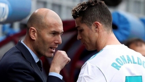 Zidane has to convince Cristiano to stay, Marca writes