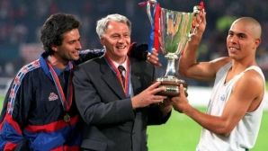 The best player Mourinho has been doing is from his time in Barca