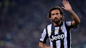 An entire football constellation sends Big Pirlo