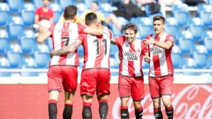 Stories recorded a stunning season with Girona`s team