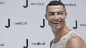 The results do not lie:Cristiano Ronaldo has the physics of a 20-year-old athlete