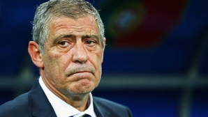 Fernando Santos:We have to reach our Euro 2016 level