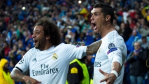Marcelo for Cristiano: If the best one leaves your team, it`s normal to miss you