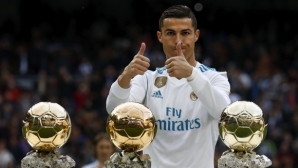 Georges Mendes: If Cristiano played in Real Madrid, he would have won the Golden Ball
